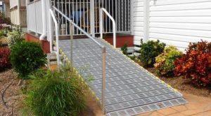 Home ramp