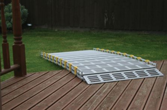 Superior Van And Mobility >> Portable Ramps   Roll-A-Ramp®