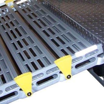 ramp mounting plates