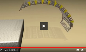 animation of rolling ramp