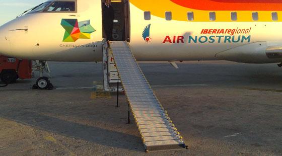 Jet Ramp